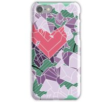 Valentine's Day for the Stone Hearted iPhone Case/Skin