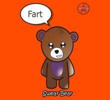 Geek Girl - SwearBear - Fart by AdeGee
