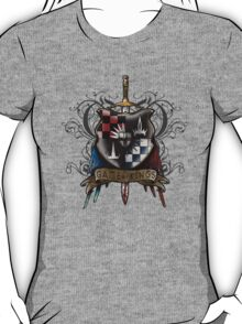 Game of Kings - Colour Crest T-Shirt