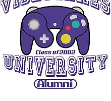 Videogames university by edcarj82