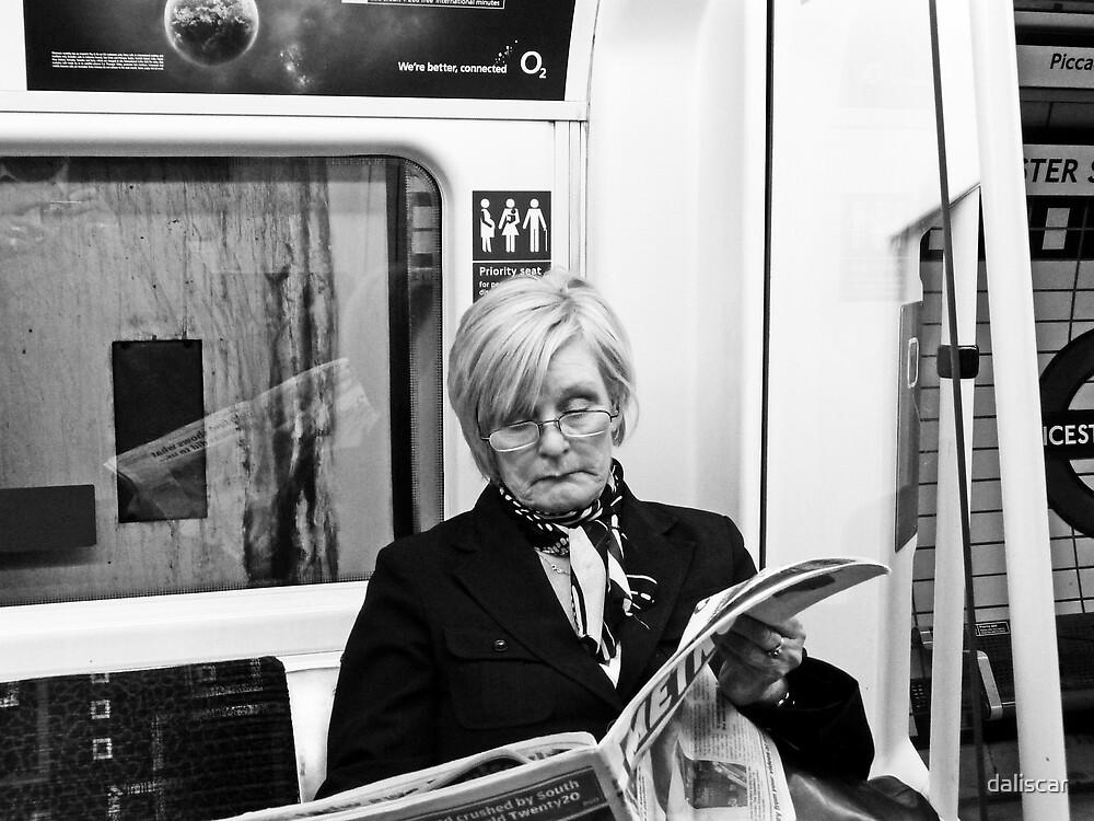 Metro  by daliscar