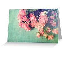 Garden Party Greeting Card