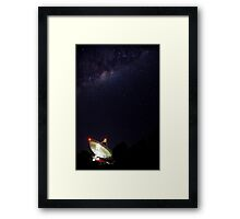 The Final Frontier • Parkes • New South Wales Framed Print