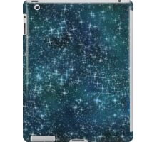 Why So Blue Galaxy iPad Case/Skin