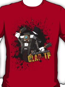 Borderlands - Gentleman Claptrap T-Shirt