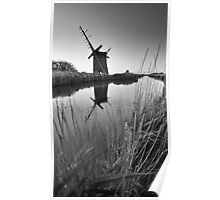 Brograve Pumping Mill 2 Poster
