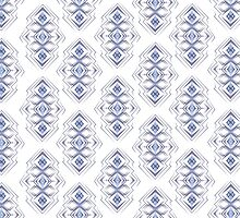 Geo Ice Pattern  by Redefrede