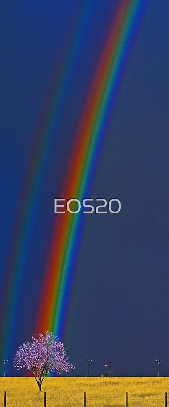 Rural Rainbow  by EOS20