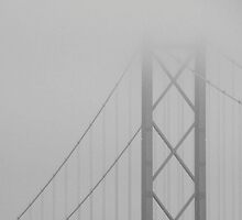 Bridge in the Fog  by dinghysailor1
