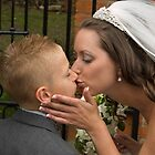 kiss the bride! by Di Dowsett