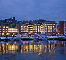 Oslo by night by julie08