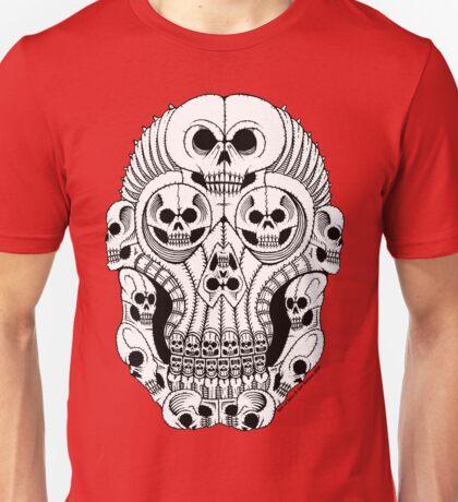 Skull of Skulls Unisex T-Shirt