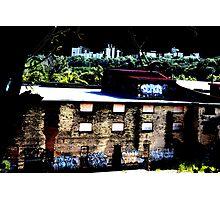 Derelict Brickworks Photographic Print