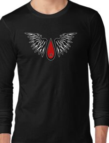 Sanguine Drop Angelic Long Sleeve T-Shirt