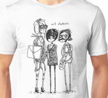 Art Students. Unisex T-Shirt