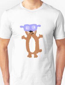 Hollywood Hamster Unisex T-Shirt