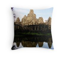 Visual Labyrinth Throw Pillow