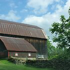 Pure Charm in this beautiful old Barn by Ruth Lambert