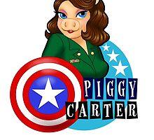Piggy Carter: Agent of S.P.O.R.K. by BeccaW