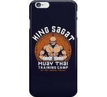 Muay Thai Camp iPhone Case/Skin