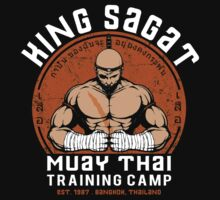 Muay Thai Camp Baby Tee