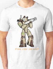 Cake not war T-Shirt