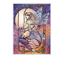Tailed Pixie Photographic Print