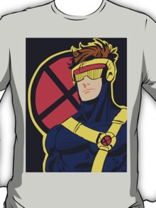 X-Men vintage Cyclops 1990s  Retro T-Shirt