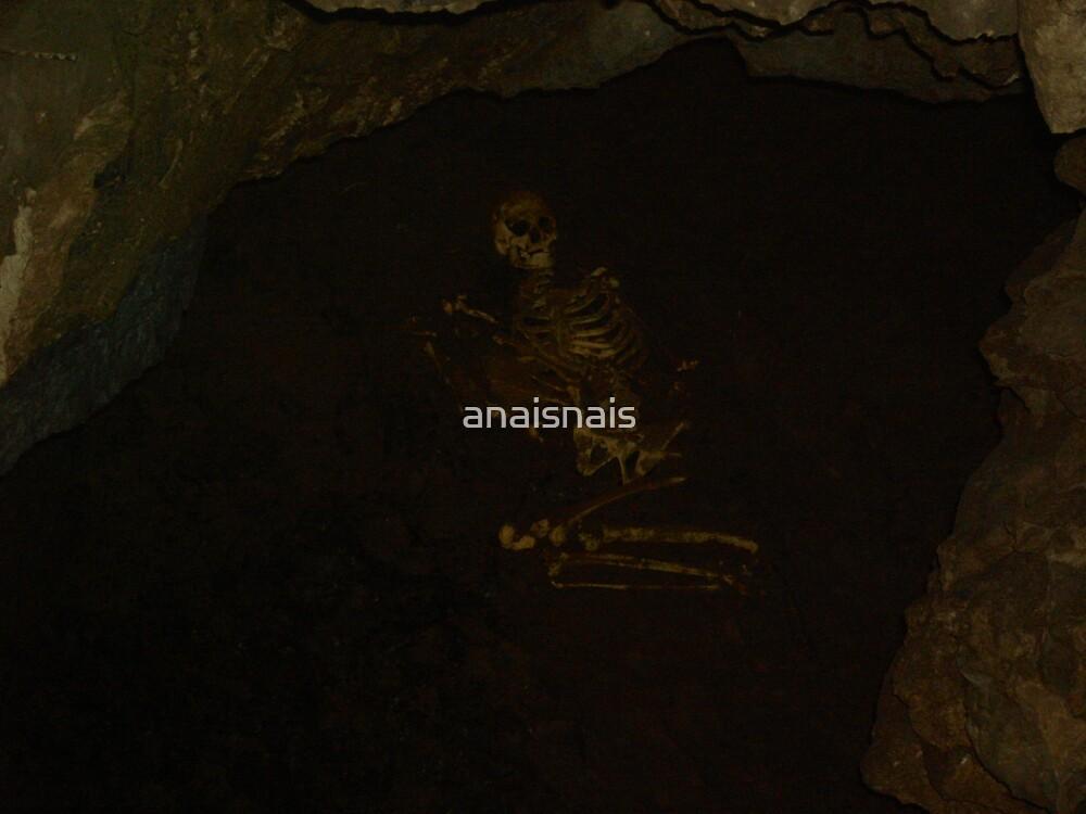 Cheddar Man by anaisnais