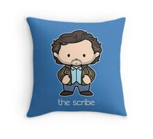 The Scribe Throw Pillow