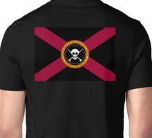 Florida Pirate Flag Unisex T-Shirt