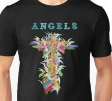 Angels. [After Gustav Dore] Unisex T-Shirt