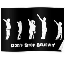 Don't Stop Believin' Poster