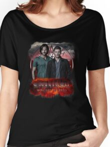 Supernatural Winchester Bros Women's Relaxed Fit T-Shirt