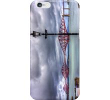 The Boathouse Steps iPhone Case/Skin
