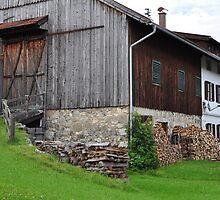 I like Barns by Daidalos