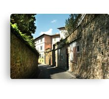 Firenze Italy Canvas Print