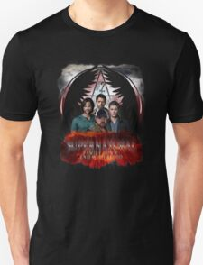 Supernatural Family Dont end with blood 2 T-Shirt