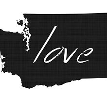 Love Washington by surgedesigns