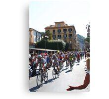 Giro de Italia Canvas Print