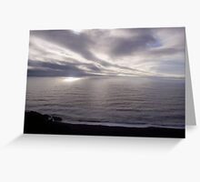 Shelter Cove Greeting Card
