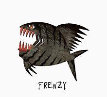 Angry  Fish - frenzy Unisex T-Shirt