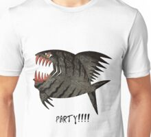 Angry Fish - Party Unisex T-Shirt