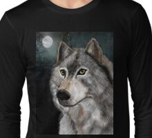 Timber Woff Long Sleeve T-Shirt