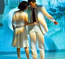 Performance of QuaaDriDuuo by Sonia Mota and Ricardo by Michael Rogulla