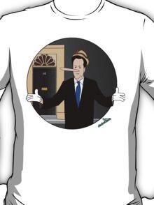 Pinocchio Politics T-Shirt