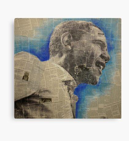 Obama '08 Canvas Print