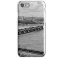 Cannelton Locks and Dam iPhone Case/Skin