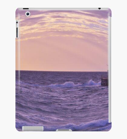 Serenity beach iPad Case/Skin