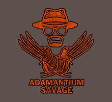 Adamantium Savage Unisex T-Shirt